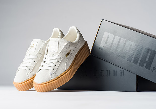 quality design 25a5c c6c9d Rihanna's Puma Creeper dropping at Shelflife this week ...