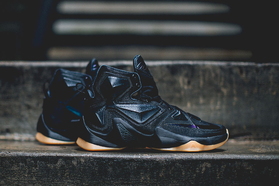 "7fe80dedc135 As we saw a few release of the Nike LeBron this year  2015 …the journey  continues and opening up for 2016 is the Nike LeBron 13 ""Black Lion"" which  is set to ..."