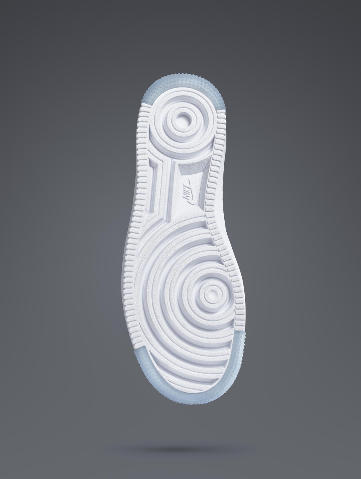 Nike Air Force 1 Ultra Flyknit Mid Flerfarget Hår rN1tsoxt