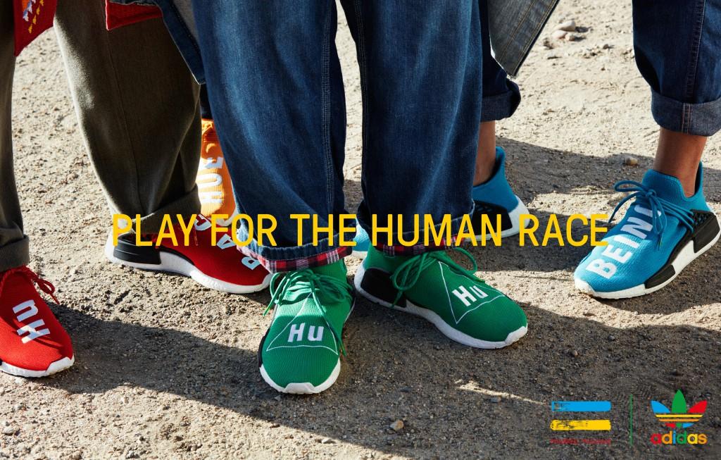Pharrell Williams x adidas NMD HU Binduga Cross Duathlon