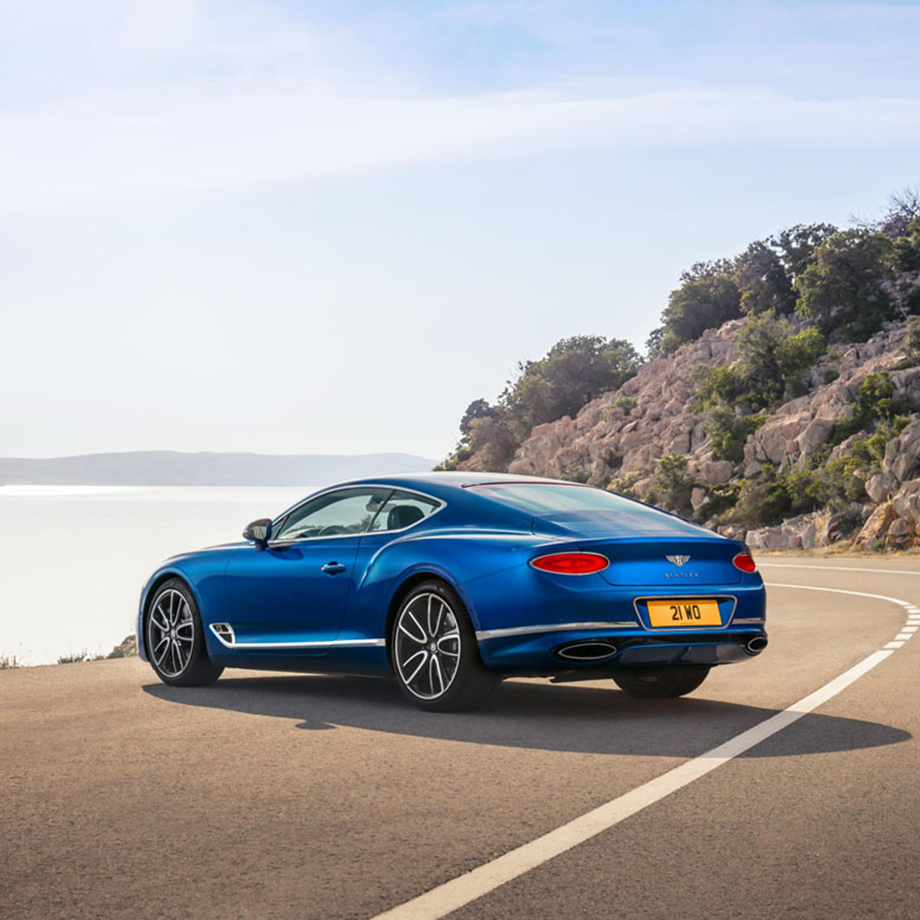 The All-new 2019 Bentley Continental GT: The Most Advanced