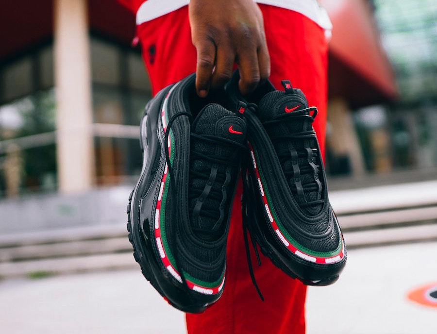 Undefeated x Nike Air Max 97 Releasing in 21st September