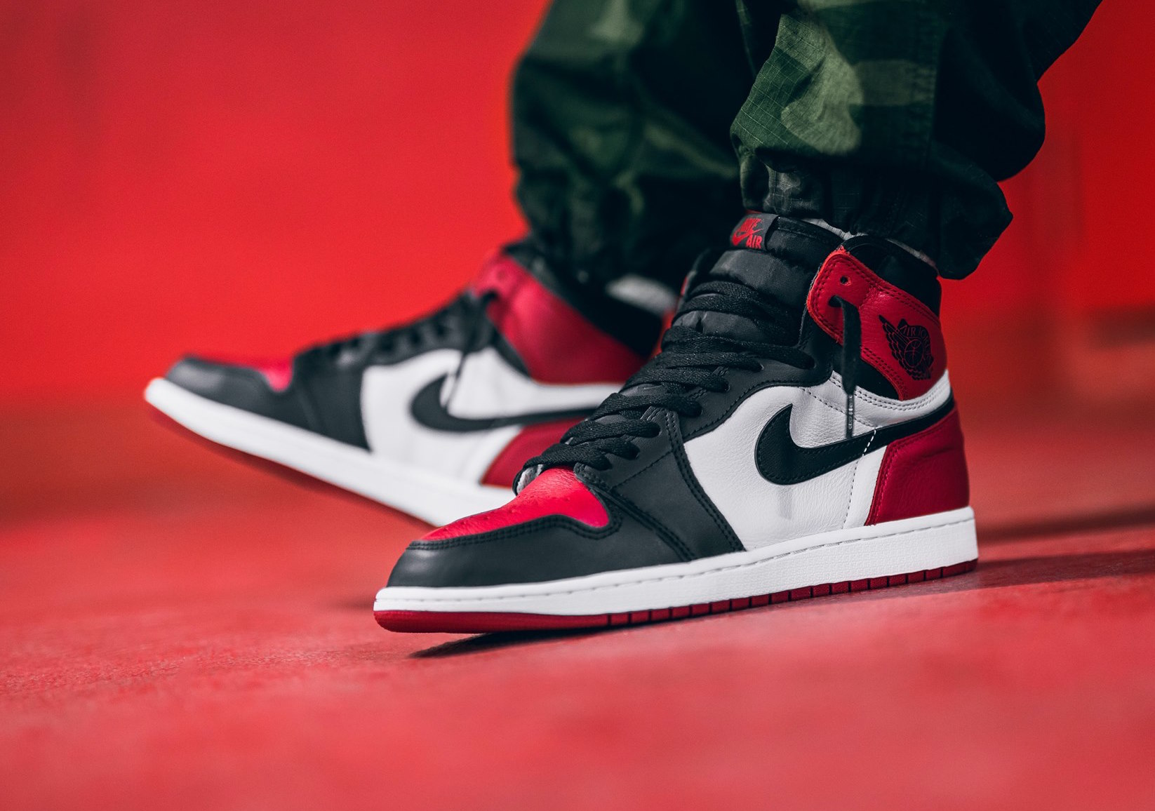 huge discount b7ae2 1c68a The Air Jordan 1 Retro High OG