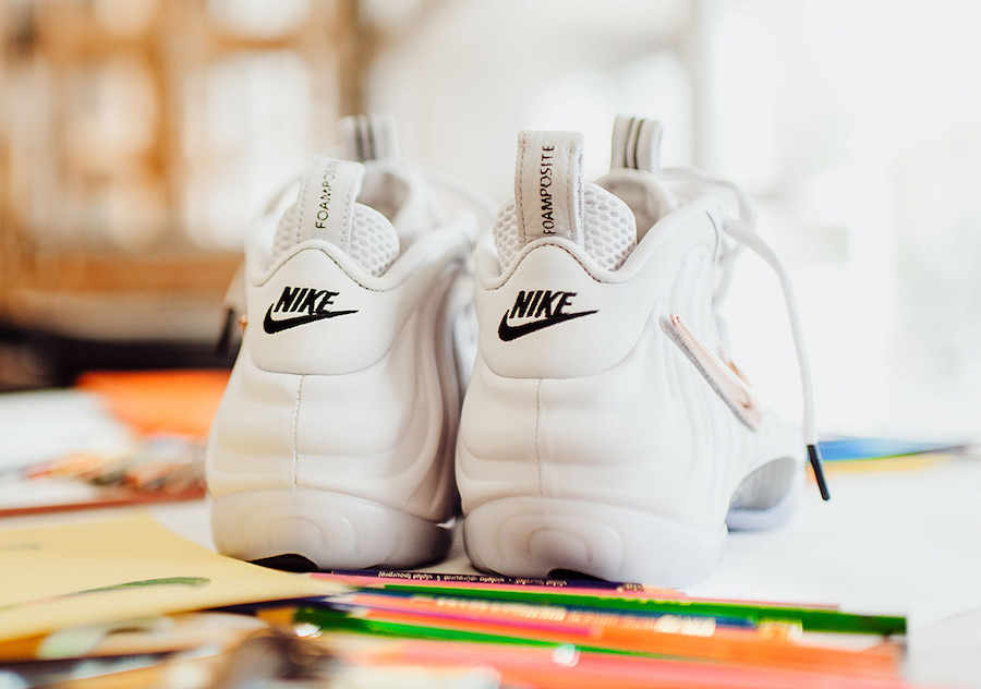 newest 667f7 3e930 The Nike Air Foamposite Pro