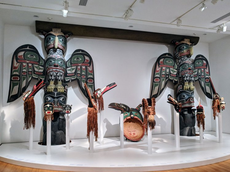 Native art at Seattle Art Museum
