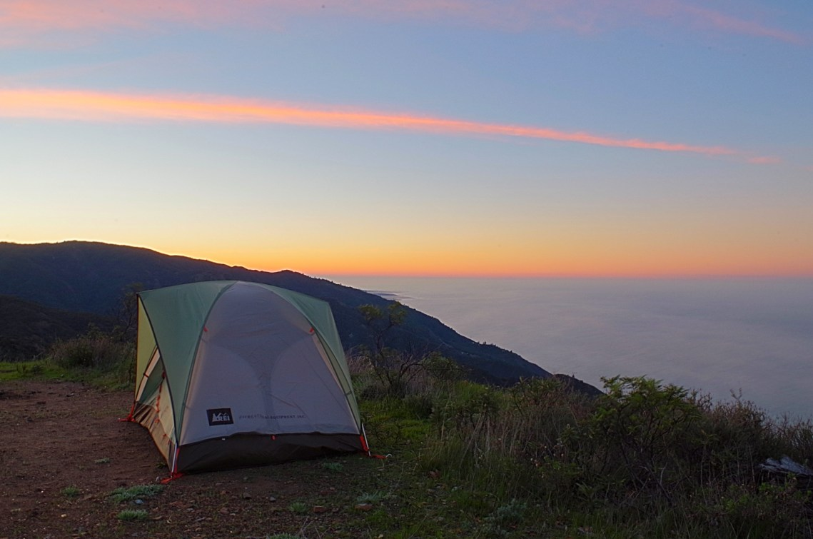 how to camp for free in big sur - yonder stoke