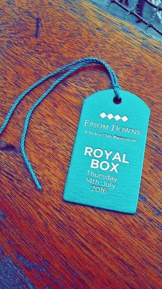 Royal Box Epsom Downs Racecourse