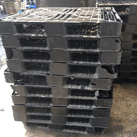 中古棧板挑選流程及分級