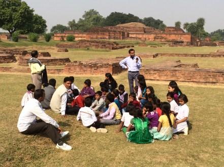 27 (Nalanda University Ruins)
