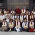 43 (Group Photo with Holiness Karmapa)