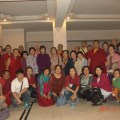46 (Group wtih Tergar Staff and Holiness Karmapa's Sister)