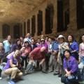 8 (Group at Elora Caves)