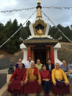 Enlightenment Stupa