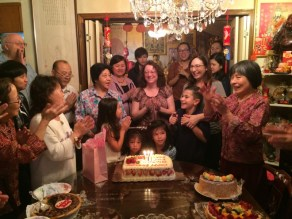 Medicine Buddha Birthday Cake