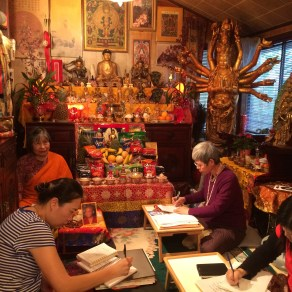 Medicine Buddha Retreat Teaching
