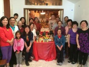 Guru Rinpoche Tsok