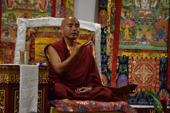 Rinpoche Open Talk