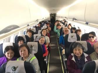 16 Returning from Lumbini