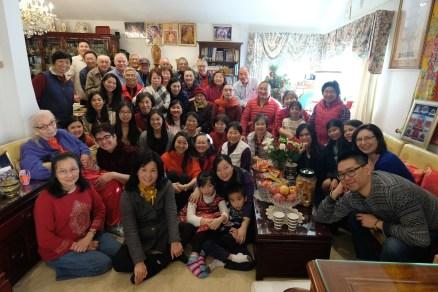 10 - Christmas Gathering