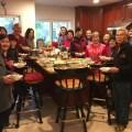 7 – Potluck Luncheon following Teaching