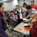 17 Book Signing at Workshop
