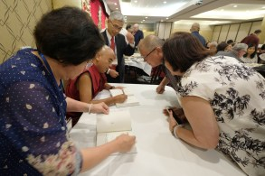 4 Book Signing