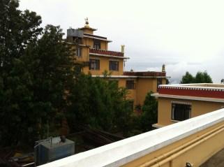 Top of Tergar Osel Ling