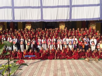 40 (Group Photo with Tergar Lamas)