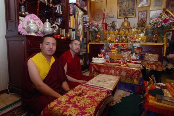 Rinpoches on Buddha Birthday