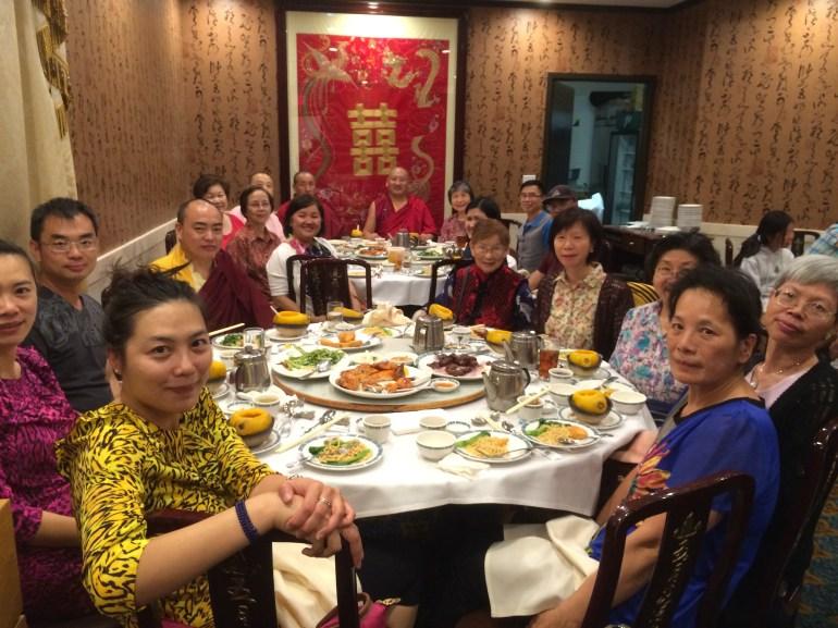 Welcome Banquet