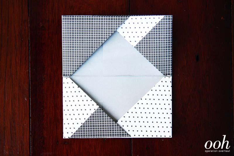 OOH - Origami Namecard Holder Complete