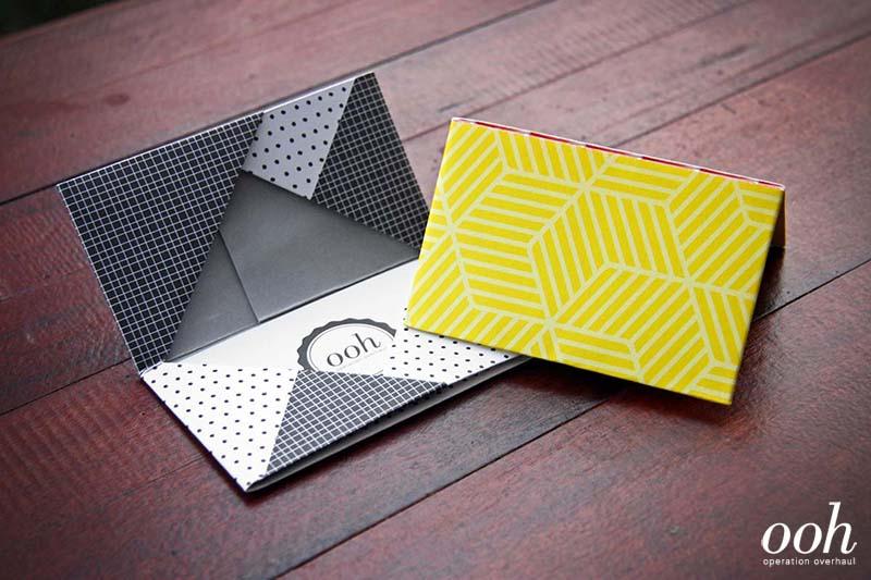 OOH - Origami Namecard Holder Final