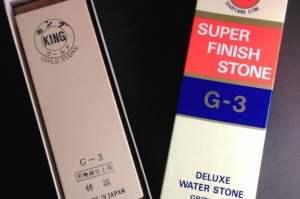 KING STONE G-3 (附台座)