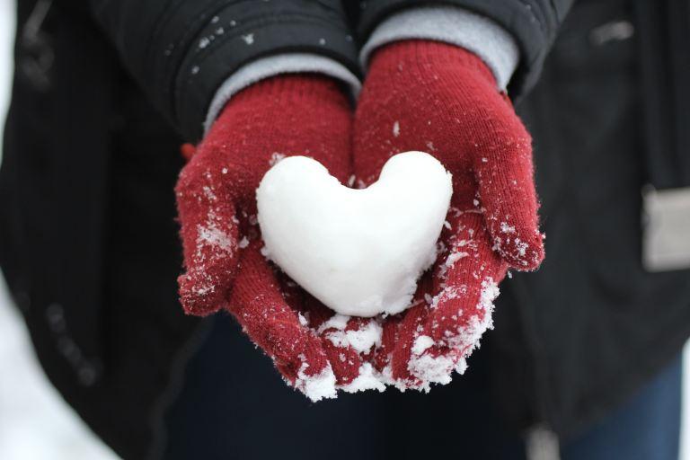 Flirten im Winter auf yoomee.love