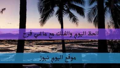صورة أبراج الحظ ليوم الأحد 15/8/2021 ماغي فرح / خمن برجك 15/أب/2021