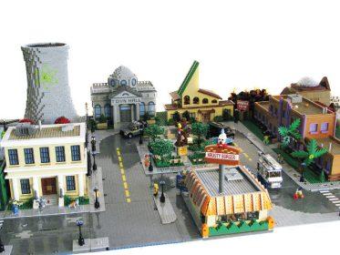 lego simspon springfield  (5)