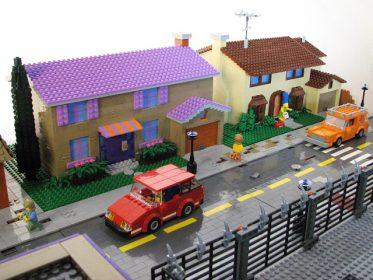 lego simspon springfield  (9)