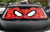 spider-man pare brise