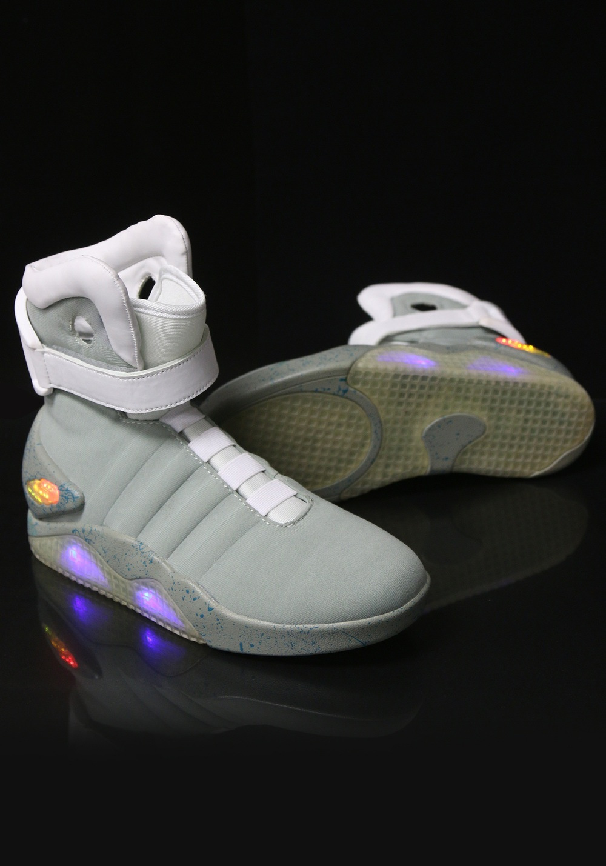 retour vers le futur 2 chaussures
