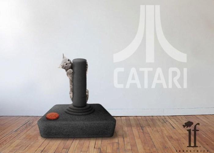 griffoir chat geek