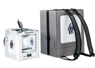 Ultimaker 2 Go backpack