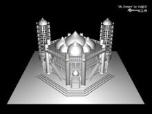 Masjid - Blender
