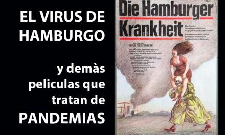 Películas que tratan de pandemias como la del coronavirus