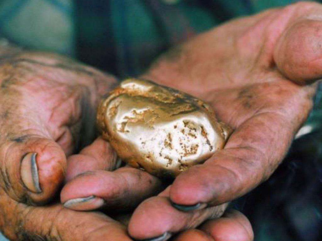 La minería ilegal de oro en Perú