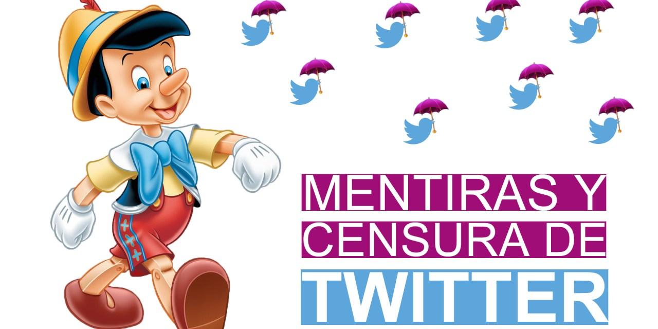Petición: condena de Twitter por violación de la Libertad de Expresión