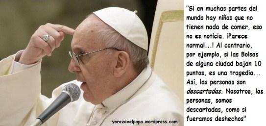 Papa Francisco pensemos un poco_yorezoxelpapa