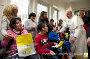 papa francisco parroquia enfermos