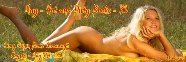 May - Hot and Dirty Books – KU