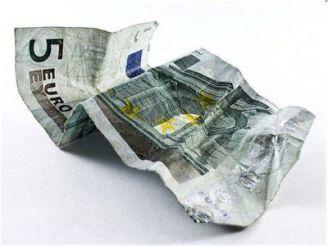 billete 5 euros