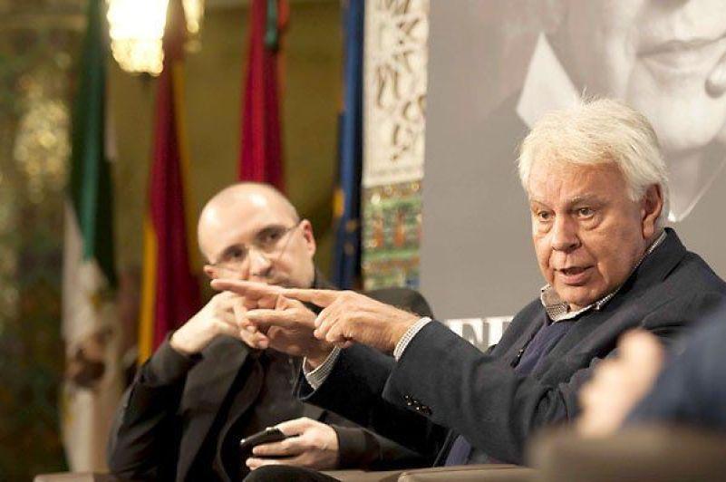 Debate con Felipe González en Sevilla el 9 Enero